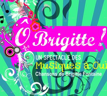 Brigitte Fontaine et les Musiques à ouïr, soirées régalantes