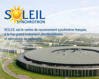 Visite du Synchrotron SOLEIL !