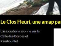 Inscriptions aux paniers de l'AMAP des Jardins du Clos Fleuri saison 2017/18 ouvertes!