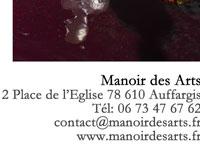 Au Manoir des arts : I. Carabantès et E. Roux-Fontaine
